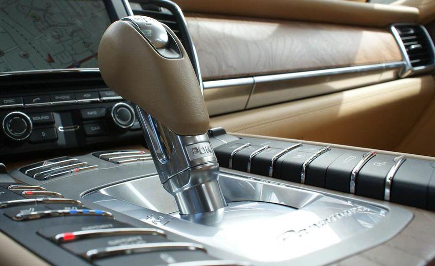 2010 Porsche Panamera S - Slide 35
