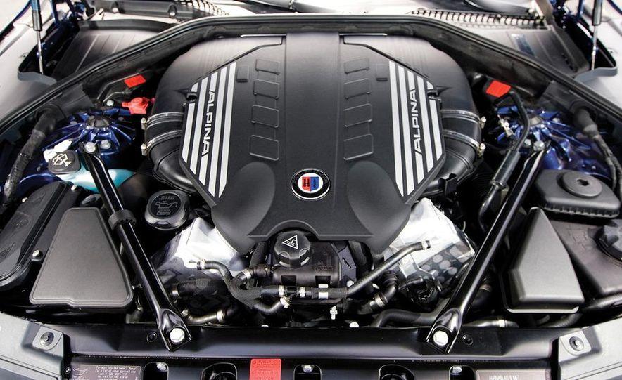 2011 BMW Alpina B7 - Slide 15