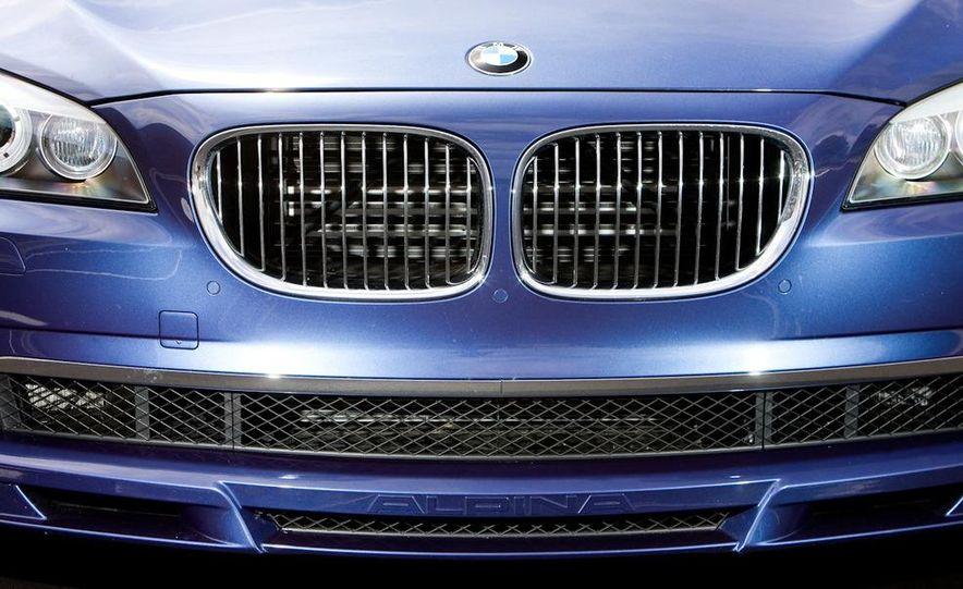 2011 BMW Alpina B7 - Slide 10