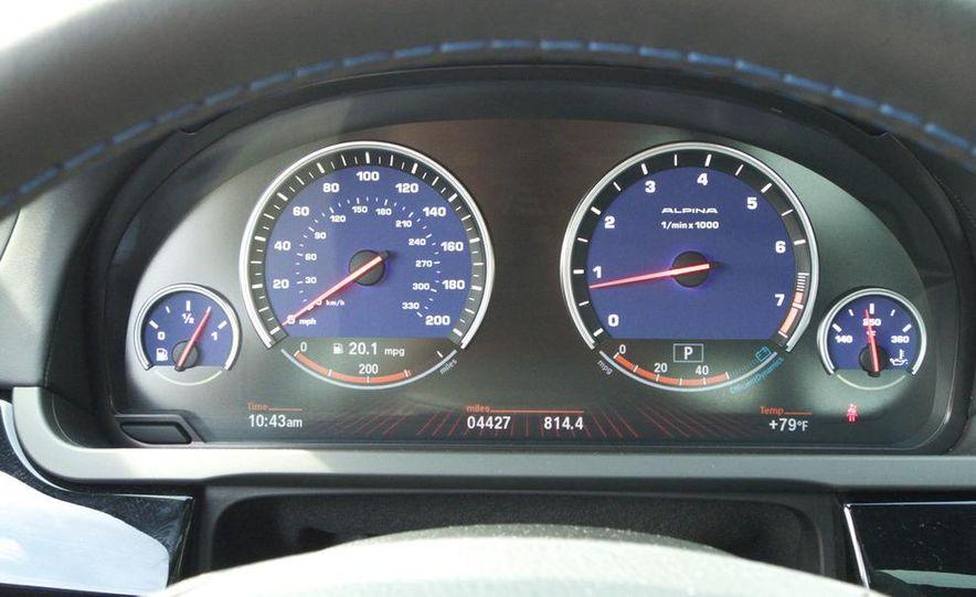 2011 BMW Alpina B7 - Slide 26