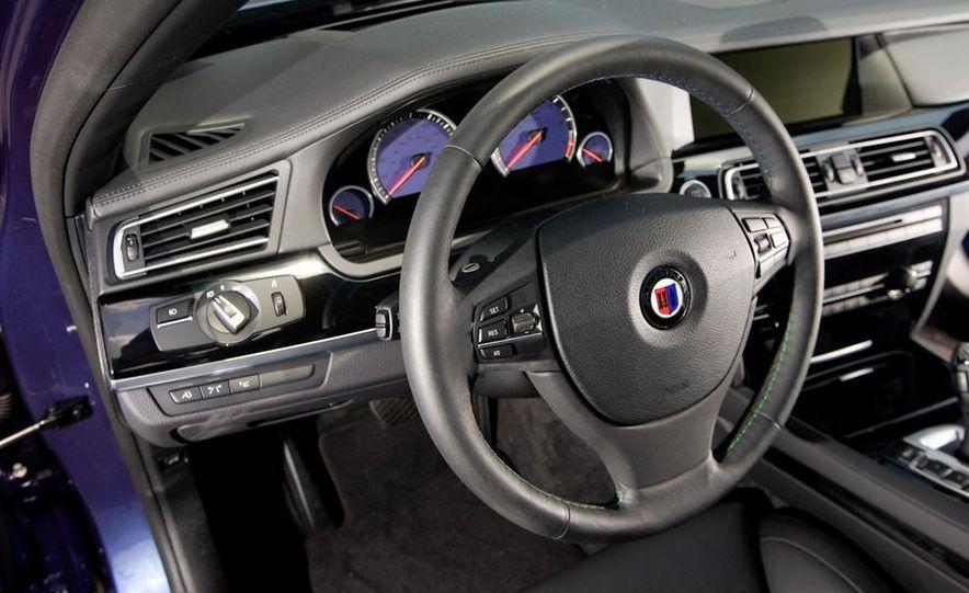 2011 BMW Alpina B7 - Slide 23