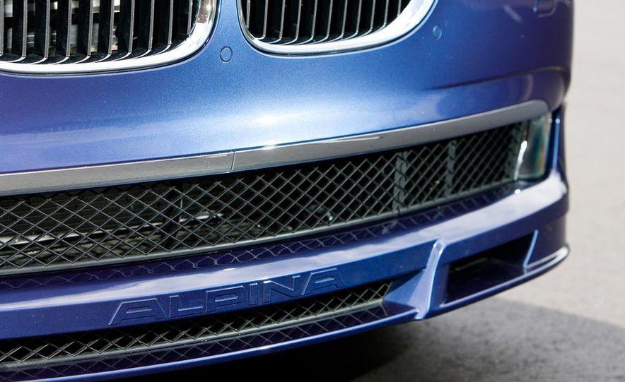 2011 BMW Alpina B7 - Slide 11