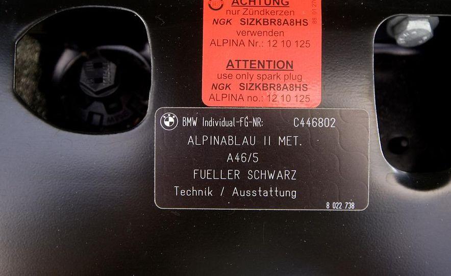 2011 BMW Alpina B7 - Slide 20