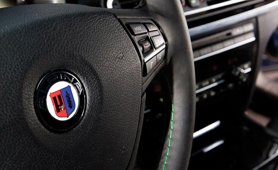 2011 BMW Alpina B7 - Slide 17