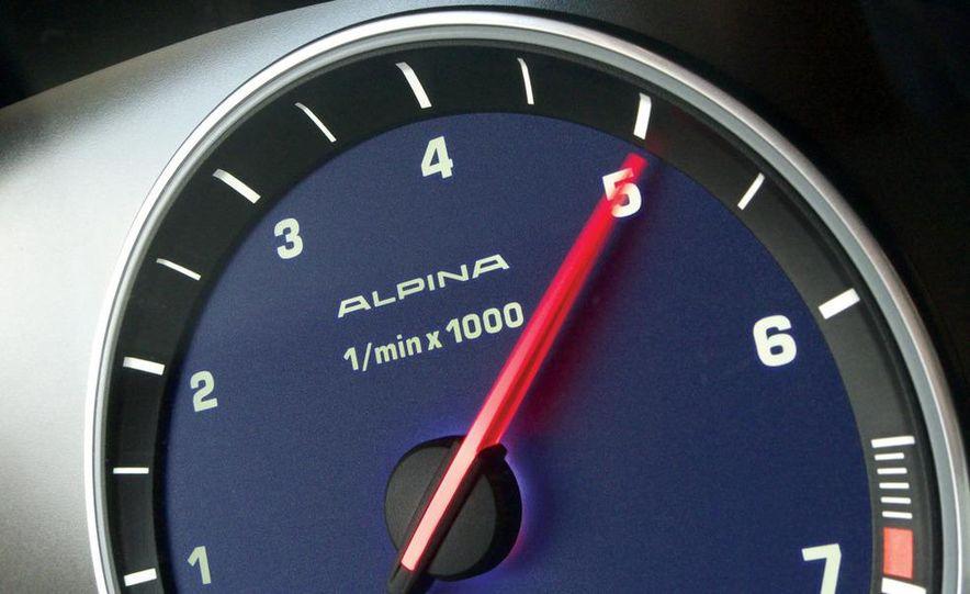 2011 BMW Alpina B7 - Slide 19