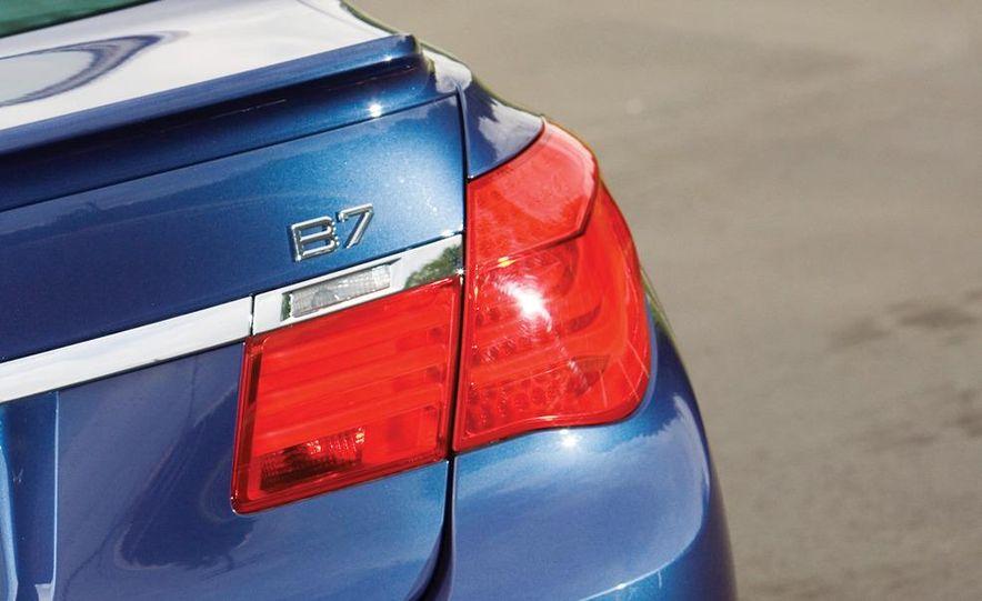 2011 BMW Alpina B7 - Slide 13