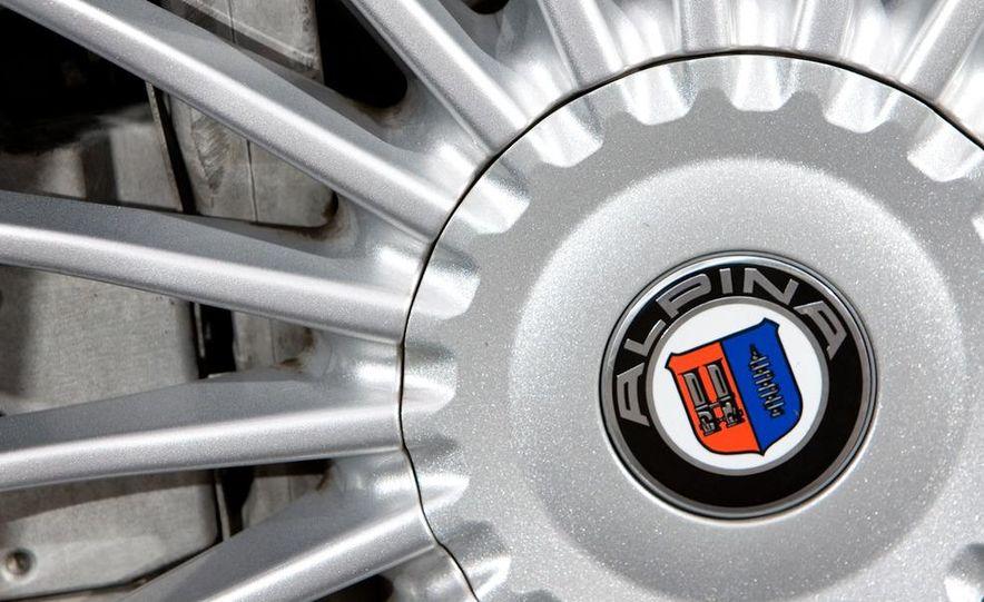 2011 BMW Alpina B7 - Slide 9