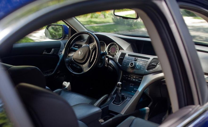 2009 Acura TSX - Slide 32