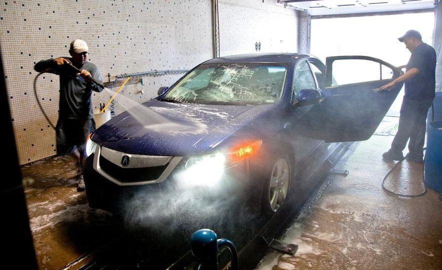 2009 Acura TSX - Slide 27