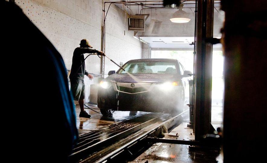 2009 Acura TSX - Slide 28