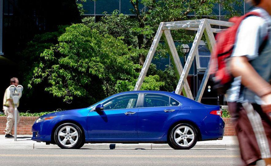 2009 Acura TSX - Slide 10