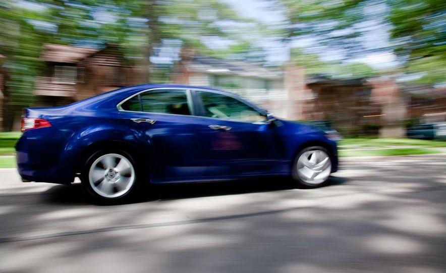 2009 Acura TSX - Slide 4