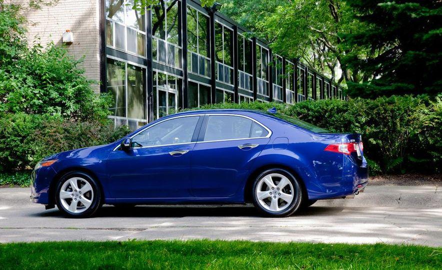 2009 Acura TSX - Slide 12