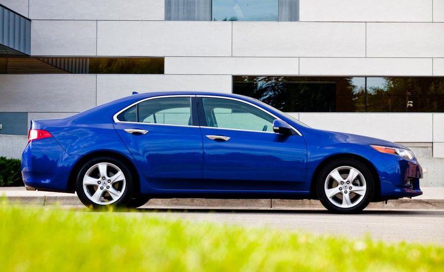 2009 Acura TSX - Slide 14