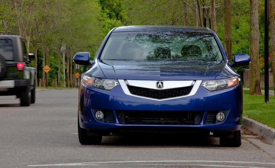 2009 Acura TSX - Slide 9