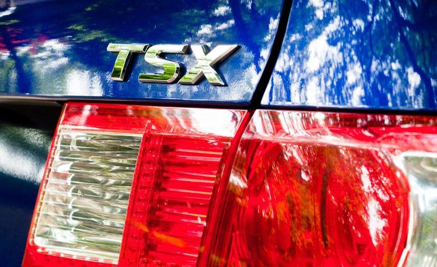 2009 Acura TSX - Slide 31