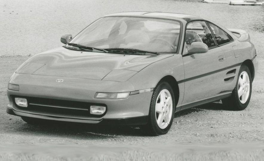 1994 Toyota MR2 Turbo - Slide 4