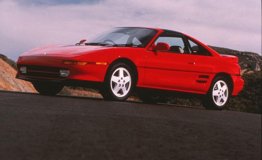 1994 Toyota MR2 Turbo - Slide 2