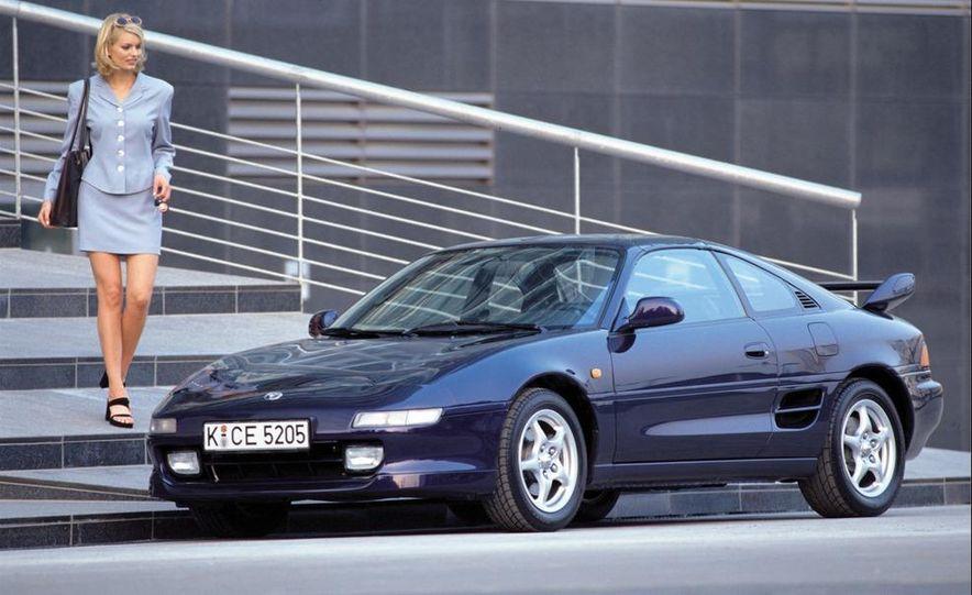 1994 Toyota MR2 Turbo - Slide 3
