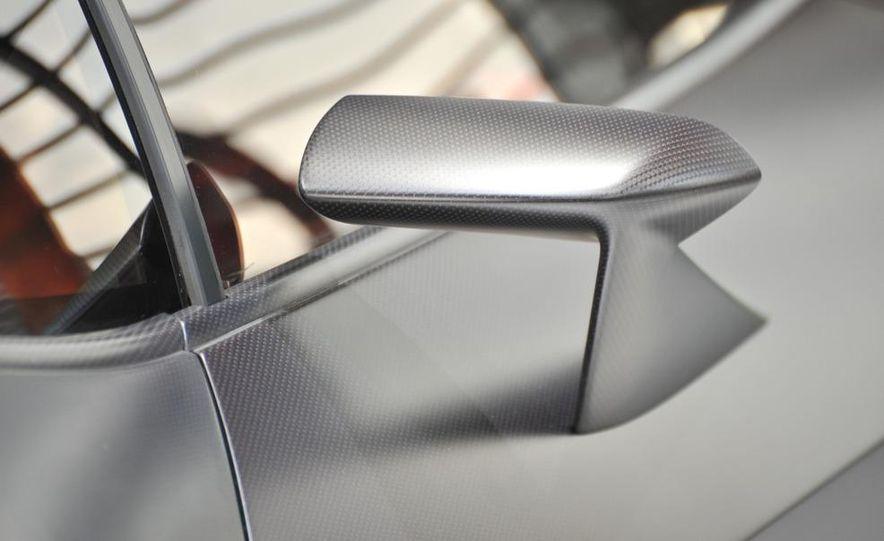 Lamborghini Sesto Elemento concept - Slide 15