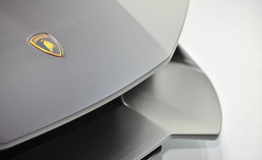Lamborghini Sesto Elemento concept - Slide 22