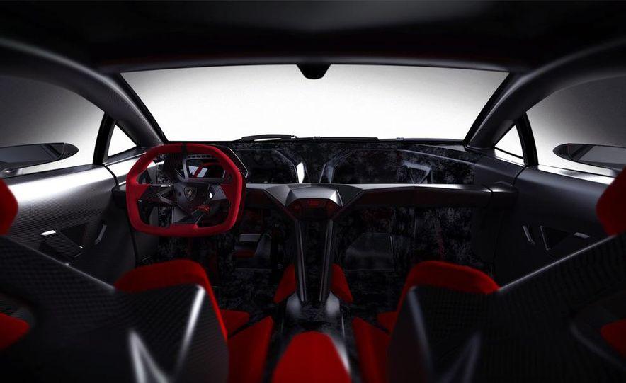 Lamborghini Sesto Elemento concept - Slide 33