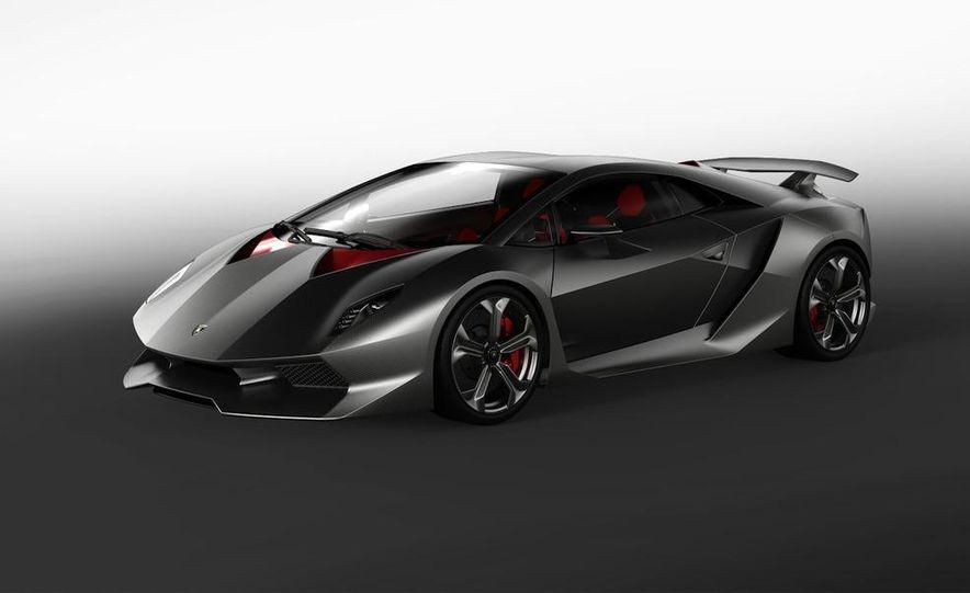 Lamborghini Sesto Elemento concept - Slide 29
