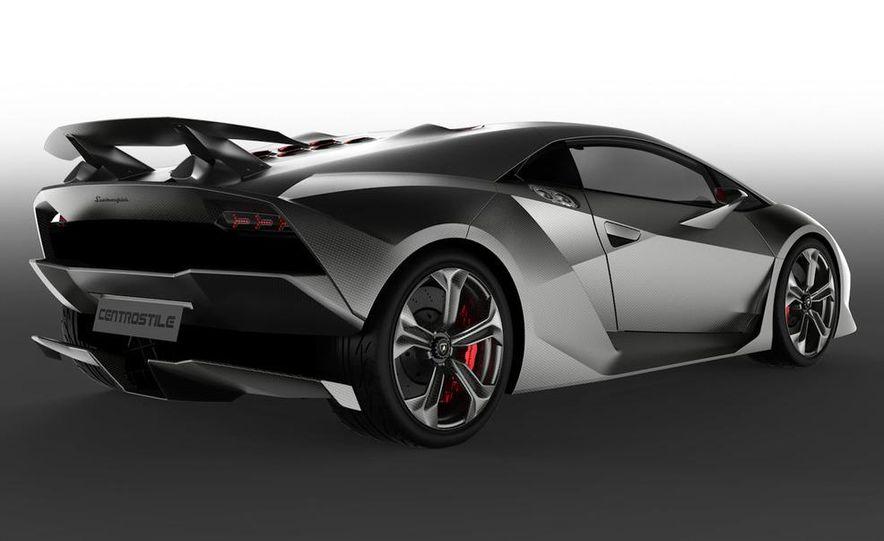 Lamborghini Sesto Elemento concept - Slide 30