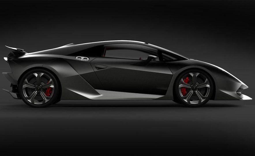 Lamborghini Sesto Elemento concept - Slide 31