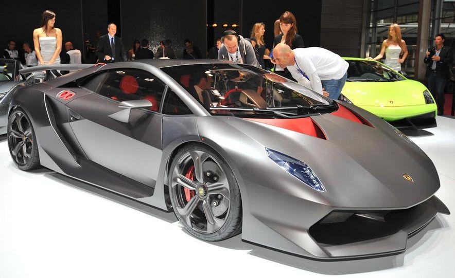 Lamborghini Sesto Elemento concept - Slide 7