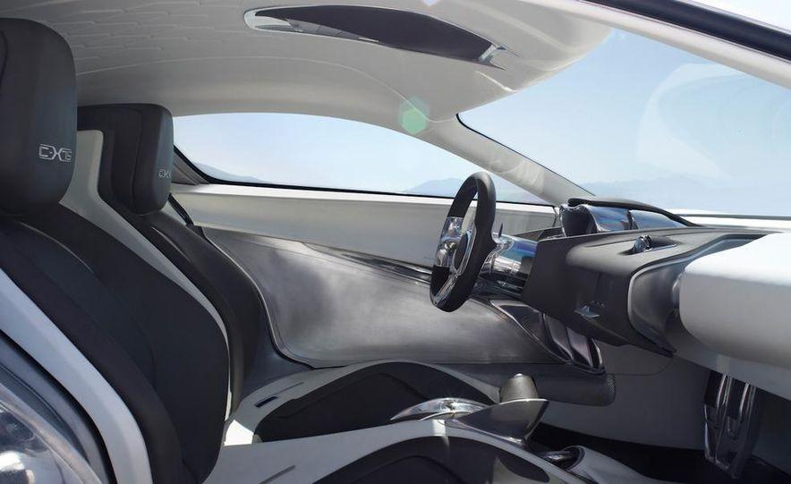 Jaguar C-X75 concept - Slide 43