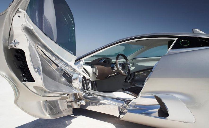 Jaguar C-X75 concept - Slide 41