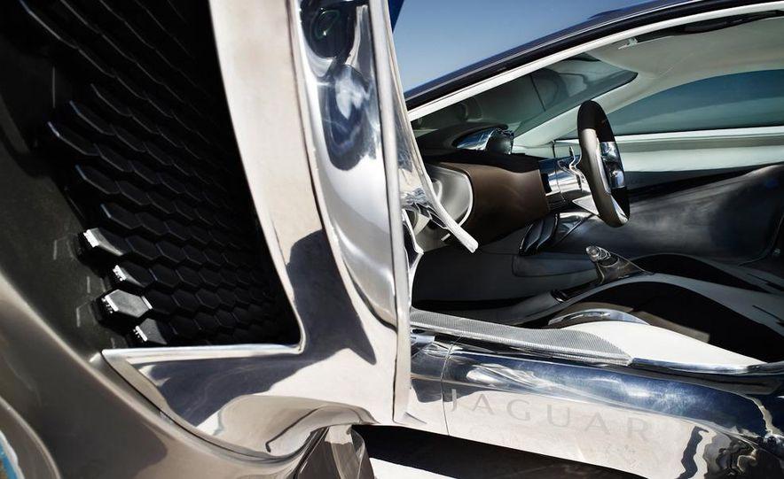 Jaguar C-X75 concept - Slide 42