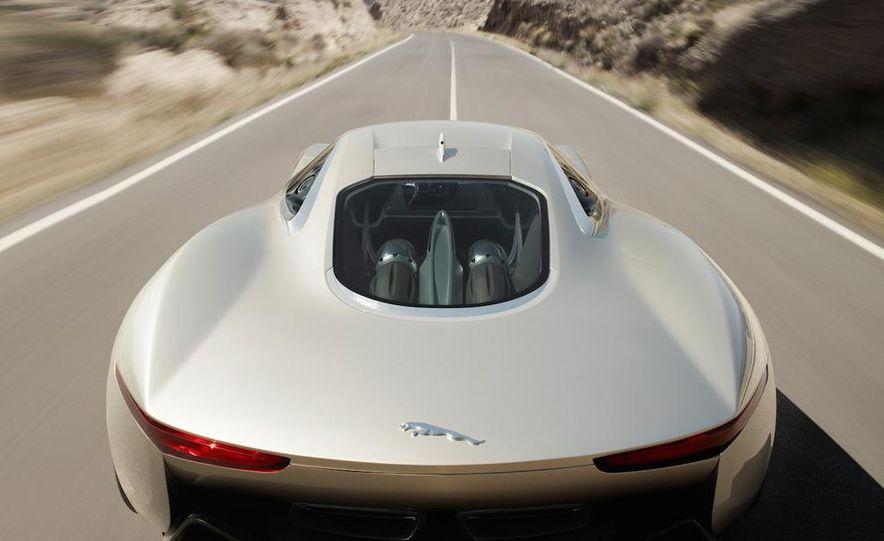Jaguar C-X75 concept - Slide 31