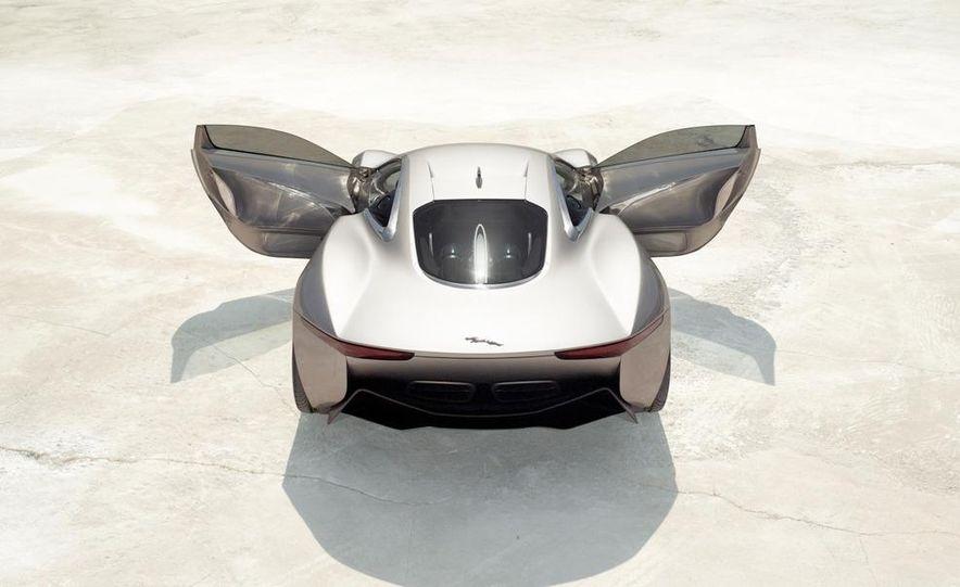 Jaguar C-X75 concept - Slide 40