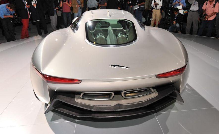 Jaguar C-X75 concept - Slide 3