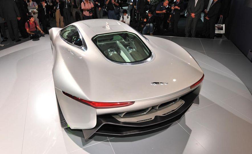 Jaguar C-X75 concept - Slide 10
