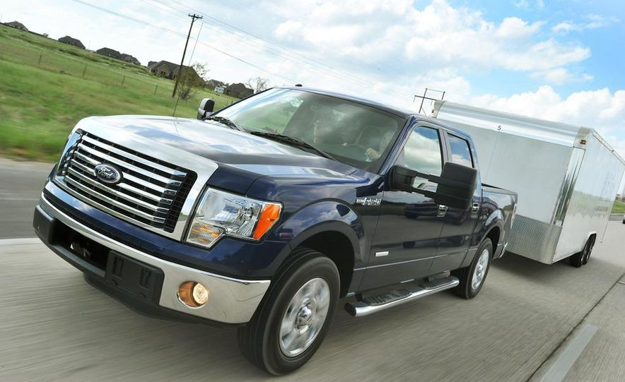 2011 Ford F-150 EcoBoost - Slide 5