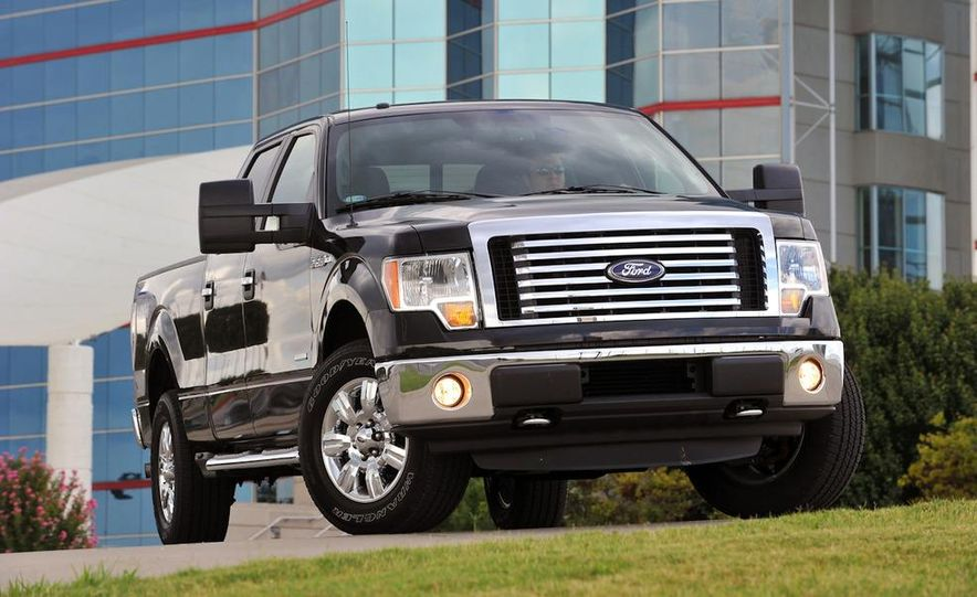 2011 Ford F-150 EcoBoost - Slide 6