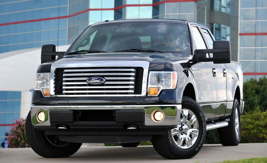 2011 Ford F-150 EcoBoost - Slide 7