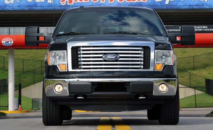 2011 Ford F-150 EcoBoost - Slide 8