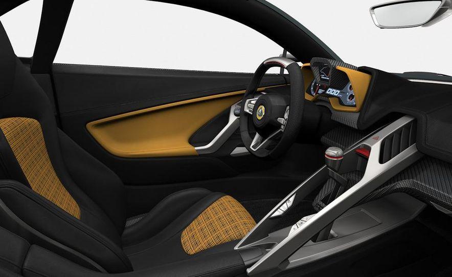 2015 Lotus Elise - Slide 25