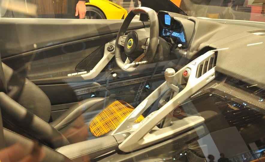 2015 Lotus Elise - Slide 18