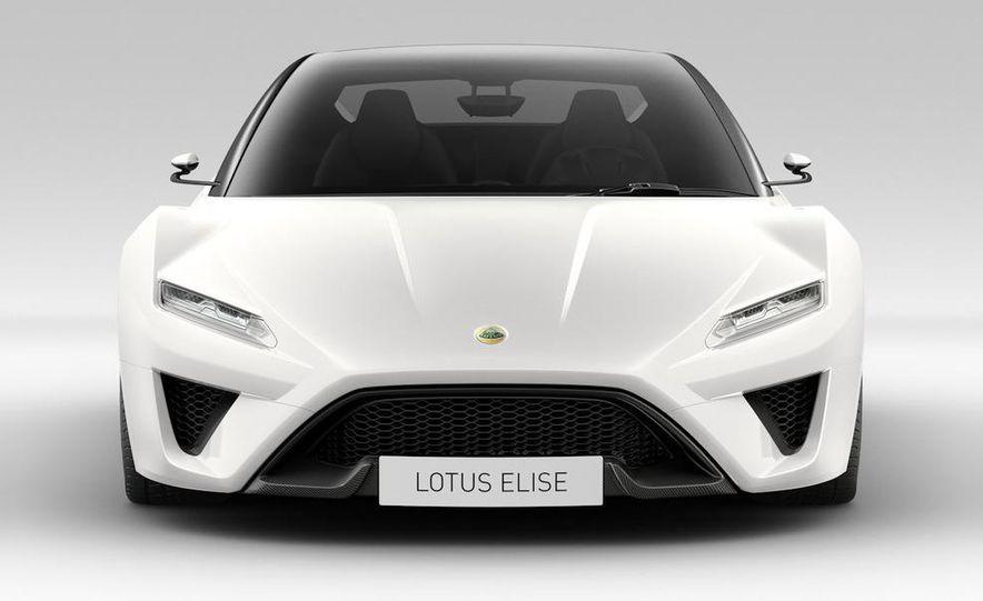 2015 Lotus Elise - Slide 22