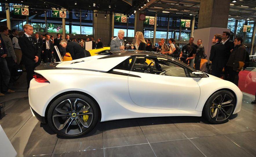 2015 Lotus Elise - Slide 2