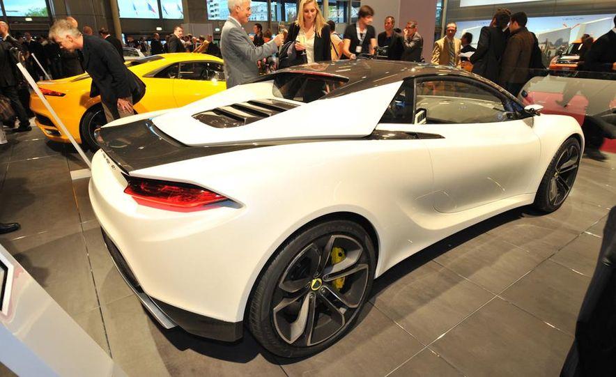 2015 Lotus Elise - Slide 4