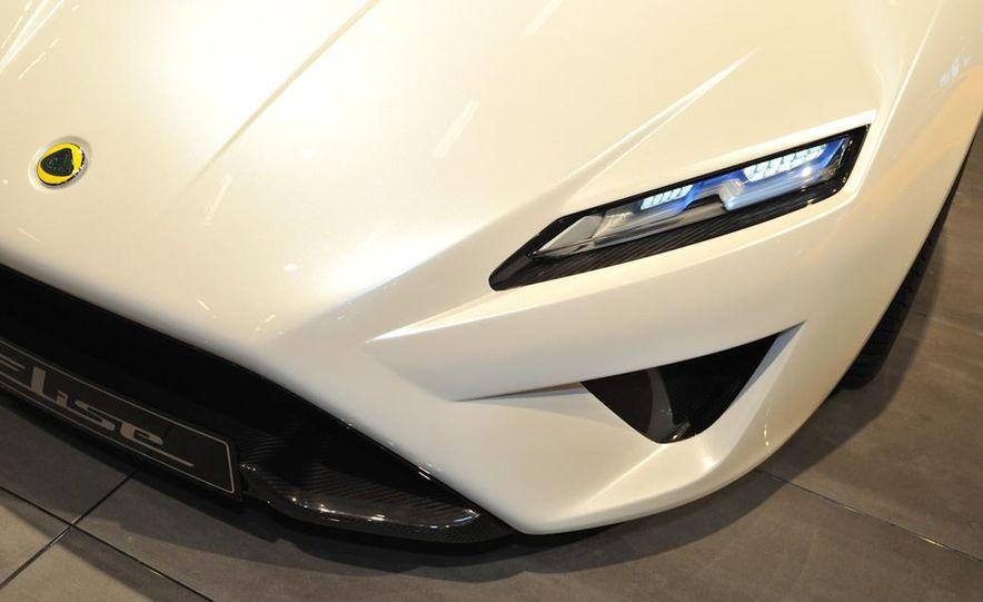 2015 Lotus Elise - Slide 10