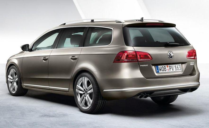 2011 Volkswagen Passat (European spec) - Slide 28