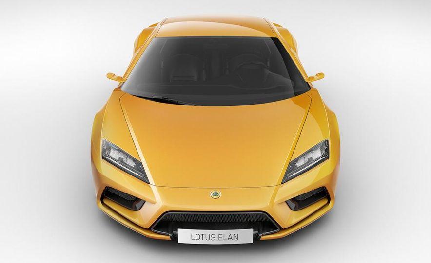 2014 Lotus Elan - Slide 1