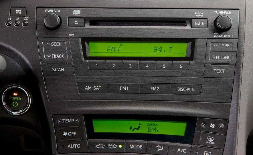 2012 Toyota Prius MPV (spy photo) - Slide 31